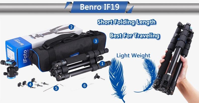 Benro IF19