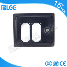 high quality double hole for coin acceptor casino machine slot cabinet Coin operator machine