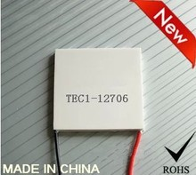 10pcs New the cheapest price  TEC1-12706 12v 6A TEC Thermoelectric Cooler Peltier (TEC1 12706)