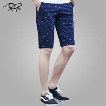 Summer Cotton Shorts Men Fashion Brand Boardshorts Breathable Male Casual Shorts Comfortable Plus Size Mens Short Bermuda Beach(China)