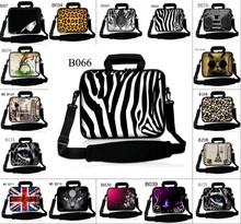 "Fashion laptop Shoulder Bag case Tablet PC Bag for Apple MacBook AIR 12 ""13"" 14"" 15"" 17"" inch notebook computer Messenger Bag"