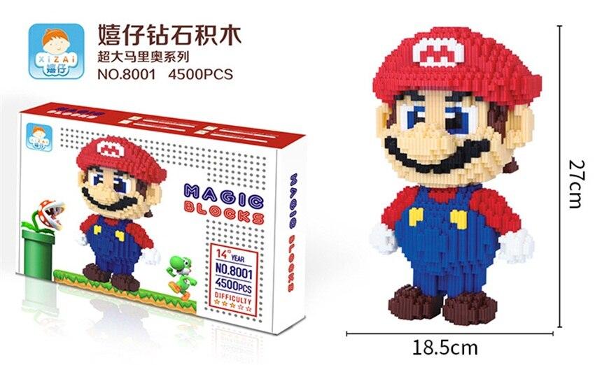 xizai Mario 8001