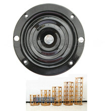 "HQ 6""(150MM Diameter) Round Turntable Bearing Swivel Plate Lazy Susan for Mechanical Projects Bookcase Shelves Stand Swivel"