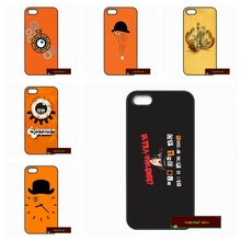 Phone Case Cover For iPhone 4 4S 5 5S 5C SE 6 6S 7 Plus 4.7 5.5 A Clockwork Orange Case Cover(China)