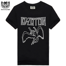 Buy Rocksir Led zeppelin 3D Men T-Shirt Fashion 2017 Punk Hip Hop Short Sleeve Cotton tshirt Summer Casual Women Tops Brand Clothing for $7.20 in AliExpress store