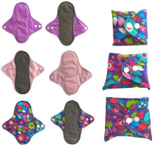 Best Choice Hot sales Mixed Prints Menstrual Pads Mama Pads Sanitary Pads(China)