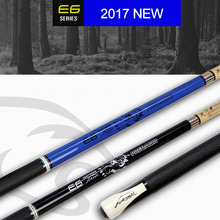 2017 New Arrival E6 Pool Cue 13mm/11.5mm/10mm Tip Billiards Stick Black/White/Blue/Gold Colors China(China)