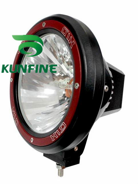 12V 55W 9 INCH HID Driving Light HID Offroad Spot/Flood Beam Light for SUV Jeep Truck ATV HID XENON Fog Lights<br>