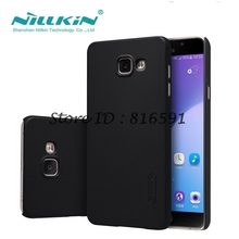 sFor Samsung Galaxy A5 2016 Case Nillkin Frosted Shield Back Cover Case for Samsung Galaxy A5 2016 A510F With Screen Protector(China)
