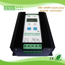 Good quality 24V 500W Wind generator power +250W Solar Power Economic wind solar hybrid controller China manufacturer On Sale!