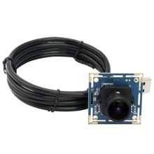 170 fisheye degree lens 8MP HD digital usb camera Sony IMX179 sensor USB2.0 Webcam Camera module(China)