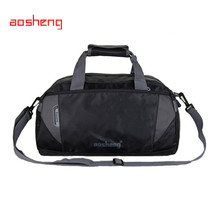 27L Sport Bag Training Gym Bag Men Woman Fitness Bags Durable Multifunction Handbag Outdoor Sporting Tote For Male