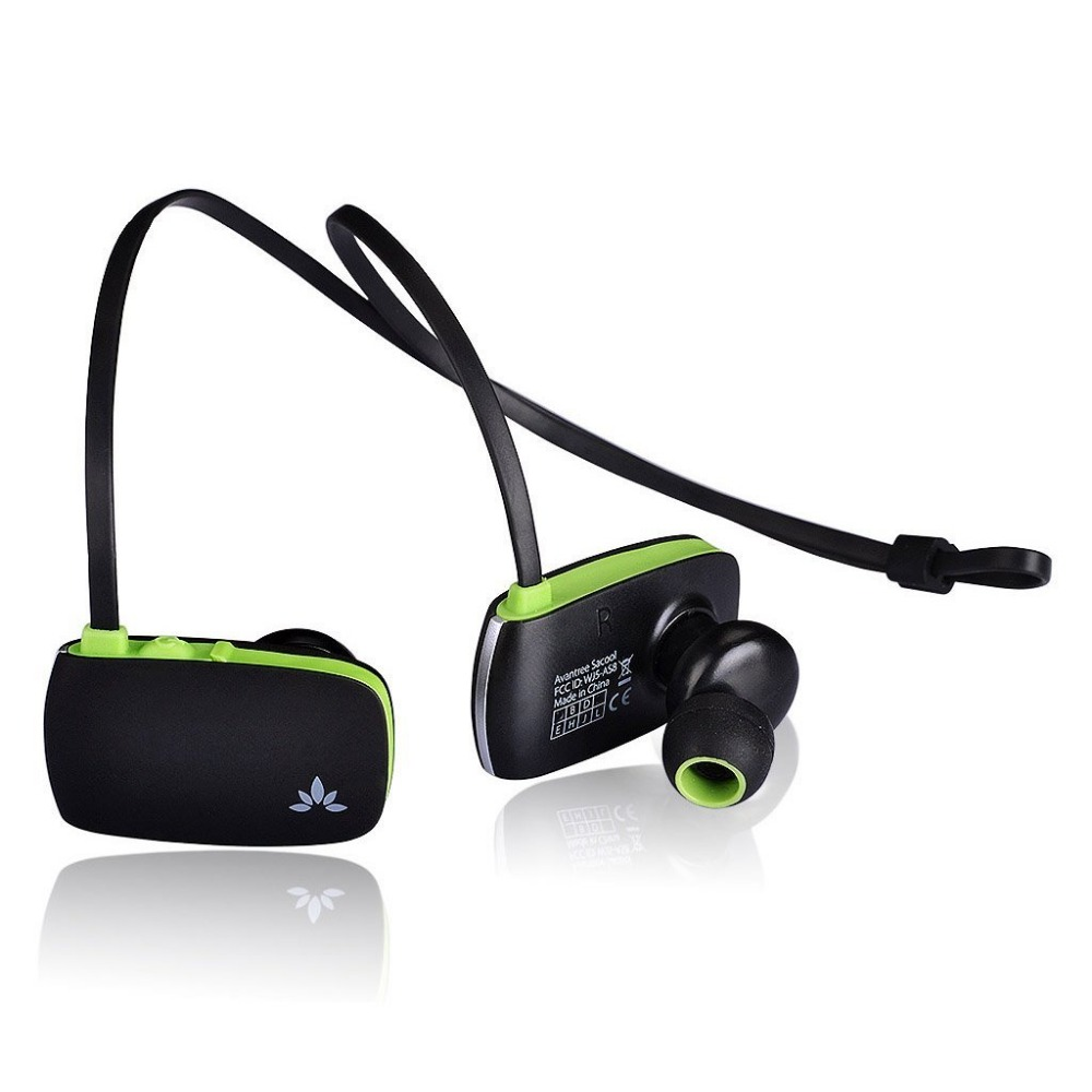 Avantree Super BASS Bluetooth Headphone Ultra-light In-Ear Bluetooth Headset with Mic Universal for Smartphones Tablets - Sacool<br>
