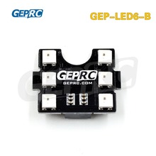 GEP-LED6-B Tail LED circuit board For GEPRC DIY FPV mini drone GEP-AX5 GEP-IX5