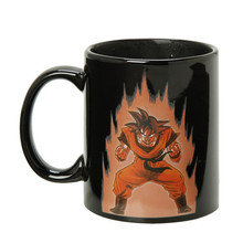 Dragon Ball Coffee Mug Color Change Caneca Tea Milk Copo Ceramic Cup Taza Drinkware(China)