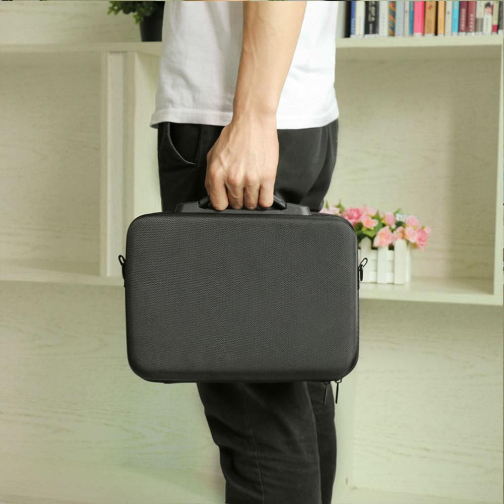 Drones Storage Bag for DJI Mavic Pro EVA Hard Portable Bag Shoulder Waterproof Carry Case