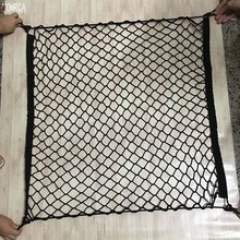 Car relay nylon rope net roof trunk baggage net for the public GOLF 6 GTI TIGUAN PASSAT B6 JETTA MK5 MK6 POLO Auto parts(China)