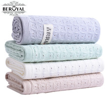 4pcs/set Hand Towel 100% Cotton towel for adult towels bathroom face care magic brand towel toalha 33*74cm Promotion