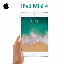 Apple iPad Mini 4 | Wifi Model Tablets PC 6.1mm Ultra Thin 7.9 inch 2gb RAM Original Apple Tablet PC Portable(China)