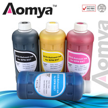 B C M Y 4ColorsX500ml High Quality Specialized Dye based Eco-solvent ink Suit for Epson Flat Printers