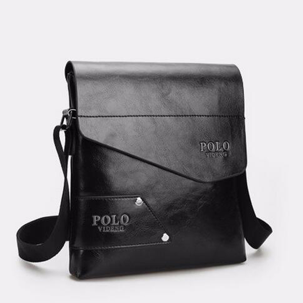 2017 Luxury Men Business PU Leather Shoulder Messenger Bag Casual Travel Crossbody Pack Soft Pouch for Office Staff Salesman<br><br>Aliexpress