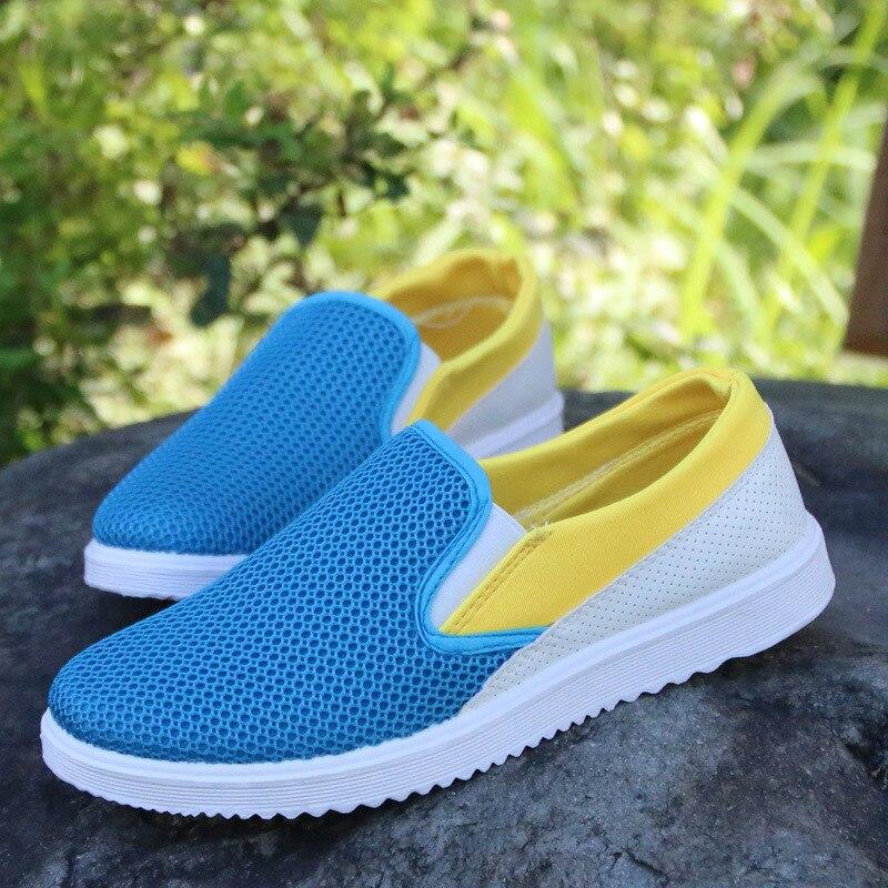 Hot Sale Mens Fashion Casual Shoes Men Teenage zapatillas deportivas New Breathable Linen Canvas zapatos hombre<br><br>Aliexpress
