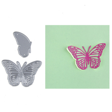 Butterfly3 DIY Cutting Dies Stencil Scrapbook Album Art Paper Card Embossing Craft Template Scrapbooking Ornament for Christmas