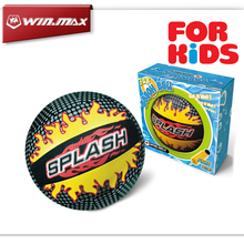 Winmax Black Neoprene 5# Beach Volleyball Ball With Free Pump