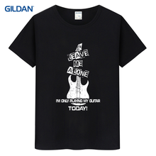 Guitar Player Drum Bass Rock Unique Drum And Bass 2017 It T-Shirt Summer T Shirt Design Your Own Tee Shirt For Men Shopping