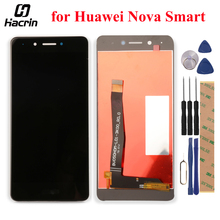 Huawei Nova Smart LCD Display + Touch Screen Digitizer Assembly Replacement Huawei Honor 6C / Enjoy 6S LCD Screen 5.0''