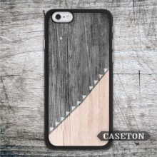 Coral With Wood Protective font b Case b font For font b iPhone b font font