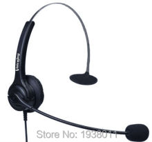 RJ9 plug Headset for Cisco IP Telephone professional RJ9 headset CISCO phone Headset for CISCO 7940 7960 7970 7821 6921 etc(China)