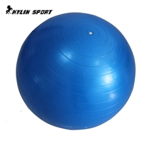 Hot Selling High Quality Home Balance Trainer Yoga Pilates Fitness GYM Exercise Ball with Pump Shipping By CPAM