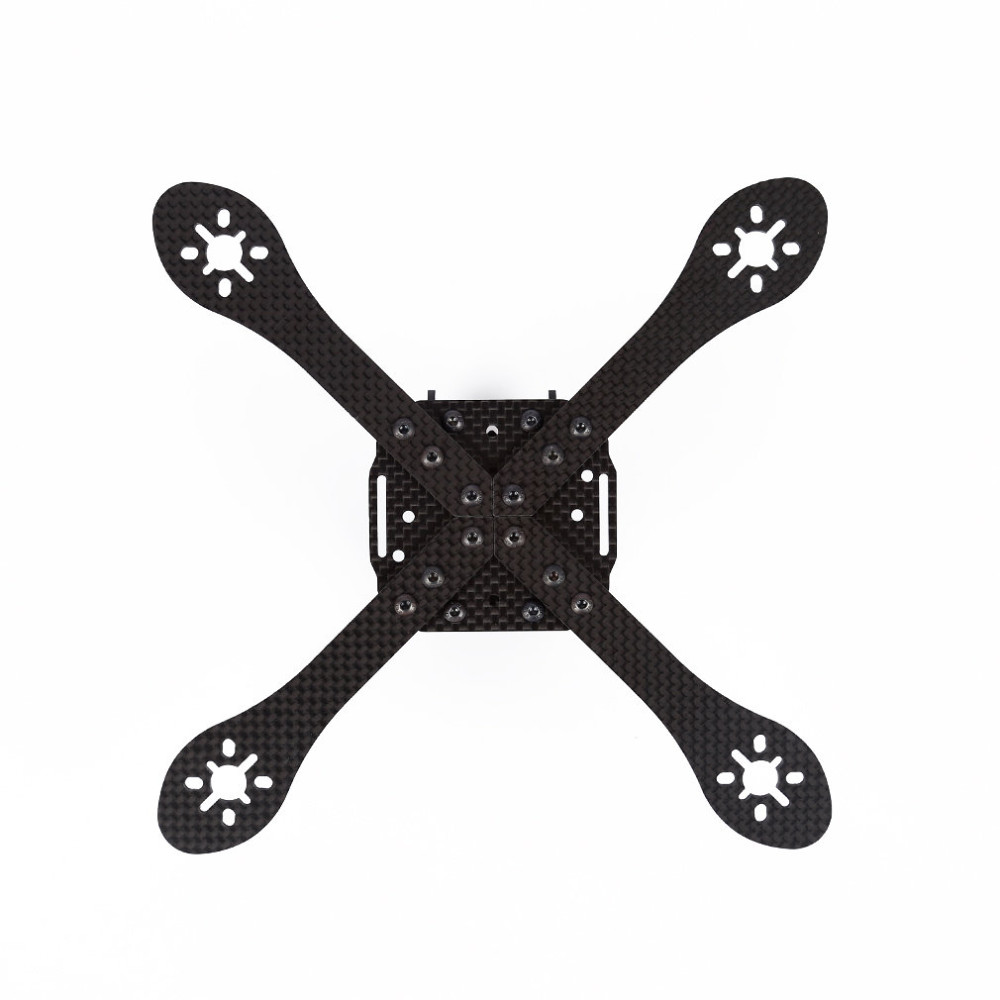 1pcs GEPRC GEP-ZX4 GEP-ZX5 GEP-ZX6 170mm190mm 225mm 4-Axle 3K Carbon Fiber Frame Bracket Racing Quadcopter