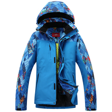 60 Free Shipping Ski Jacket Men Skiing Clothing Waterproof Windproof And Thremal Fabric Windproof Climbing Snowboard Jackets