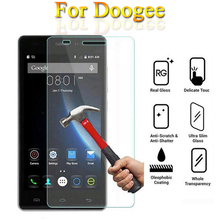 Buy Doogee X5 Max VALENCIA Y100 HOMTOM HT17 Tempered Glass Screen Protector Doogee X5 Max Pro Glass Protective Film Case for $1.43 in AliExpress store
