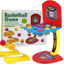 1 Set Parent Child Family Fun Educational Toy Hoodle Shooter Shooting Desktop Basketball Learning Game For Children Kids Gifts