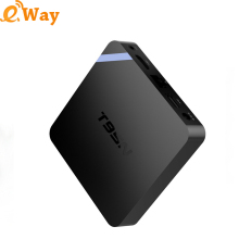 5pcs T95N 2GB 8GB Android TV Box 4K Android 6.0 2.4GHz WiFi USB 2.0 Media Player Amlogic S905X smart box android Set-top Box