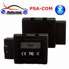 New Release PSA-COM PSACOM Bluetooth Diagnostic and ECU Programming Replacement of Lexia-3 PP2000 Lexia 3 For Peugeot/ Citroen(China)