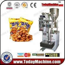 relay Automatic beans/sunflower seeds/nut/cereals bag forming filling sealing packing machine