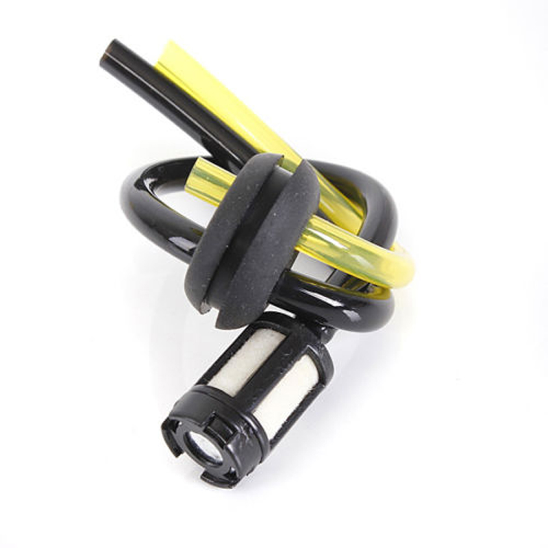 DWZ Replacement Strimmer Trimmer Brush Cutter Hose Pipe with Fuel Petrol Tank Filter