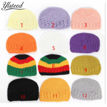 Baby Crochet Hat Kids Autumn Winter Caps Baby Boy Girls Muts Children Knitted Beanies Chinese Cheap Hats Wholesale Drop Shipping