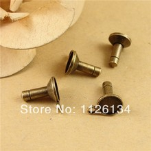 A1804 Vintage Bronze mobile phone Dust Plug Copper Accessories Jewelry Findings