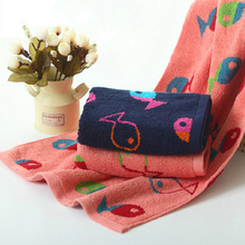 100% CottonTowel face towel hand dry cleaner high quality soft towel 34x72cm free shipping