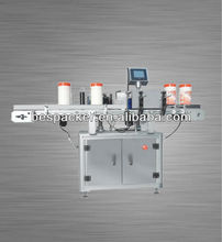 MT-200 automatic round bottle labelling machine