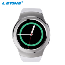 LETINE Original G3 Bluetooth Smart Watch MTK2502c IPS Screen Support SIM Card Hear Rate Monitor Clock for IOS & Android Phone