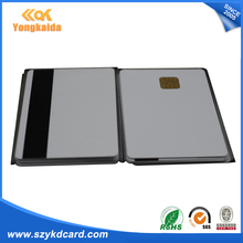 500PCS/Lot Sle4428& Hi-Co Magentic Chip Smart blank Composite Card/EMV Card Contact Smart Cards(China)