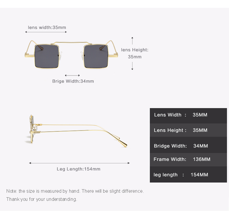 european small square sunglasses women retro 0319 details (1)