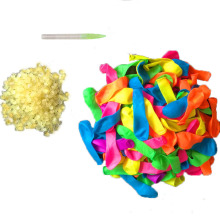 120/500pcs/pack Multicolor Water Balloons Bombs Magic Balloons Supplementary package Kids Summer Outdoor Toys for SwimmingPool