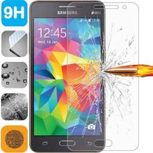 GerTong 2.5D 9H Tempered Glass for Samsung Galaxy S3 S4 S5 S6 S4 Mini Note 2 3 4 5 Xcover3 Screen Protector Toughened Glass Film